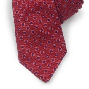 Brooks Brothers Makers and Merchants Mens Tie Red